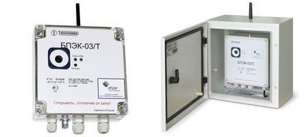 БП-ЭК-03/Т с GSM модемом с кабелем 20м