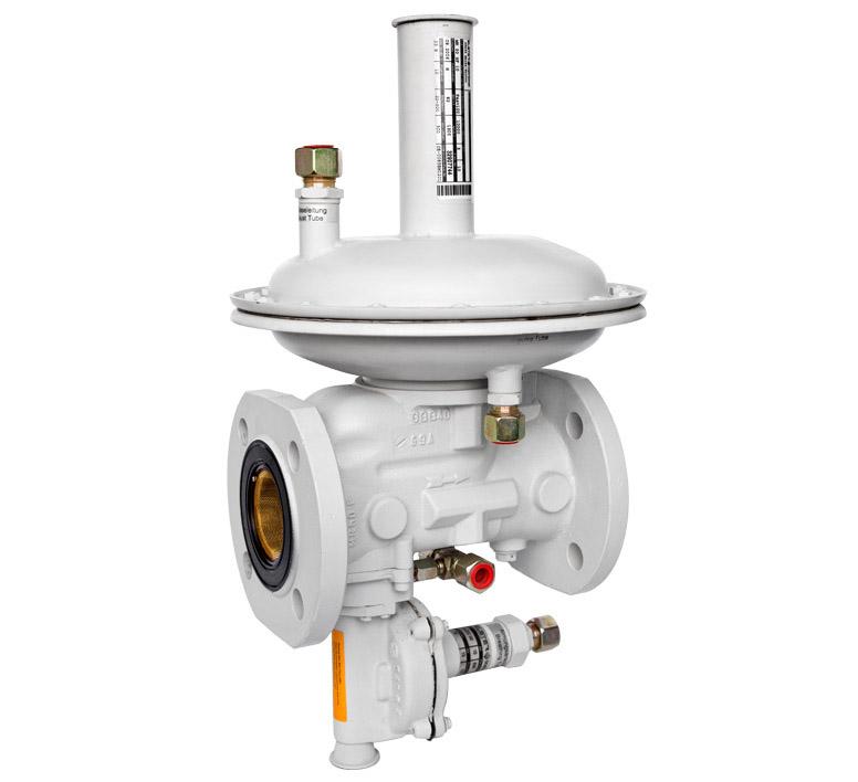 MR HP20 регуляторы давления газа